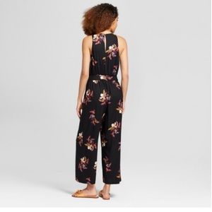 a new day Pants - Anewday 🌼Floral jumpsuit